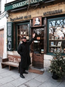 Dean in Paris